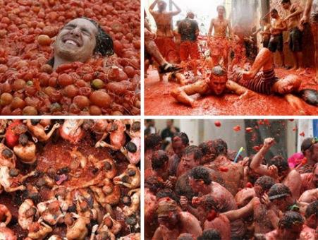 La-tomatina-food