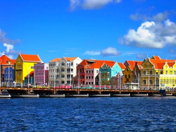 vakantie Caraçao Willemstad